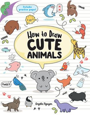 How to Draw Cute Animals