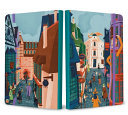 Harry Potter: Exploring Diagon Alley Softcover Notebook