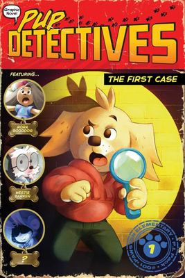 The First Case (Pup Detectives #1)