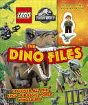 Lego Jurassic World The Dino Files (with Jurassic World Claire minifigure and baby raptor)