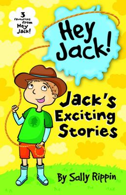 Jack's Exciting Stories! (Hey Jack! Bind-Up)