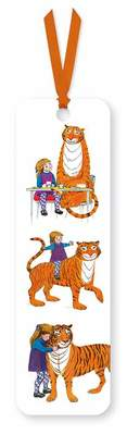 Tiger & Sophie - Tiger Who Came To Tea Bookmark (M&G_GBM419)