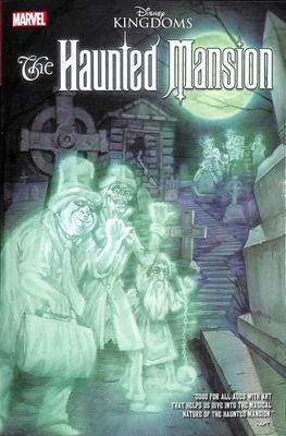 Disney Kingdoms: Haunted Mansion