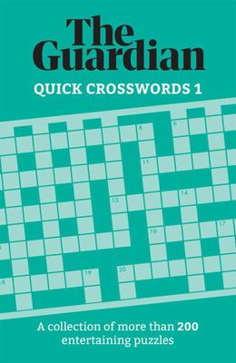 Quick Crosswords 1 - A Collection of More Than 200 Entertaining Puzzle