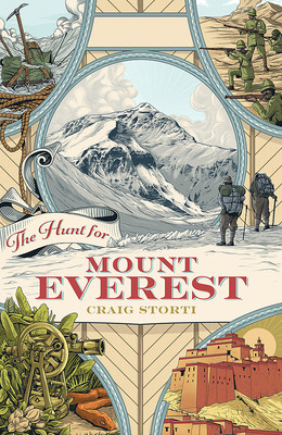 The Hunt for Mt. Everest