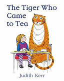 Tiger Who Came to Tea HB