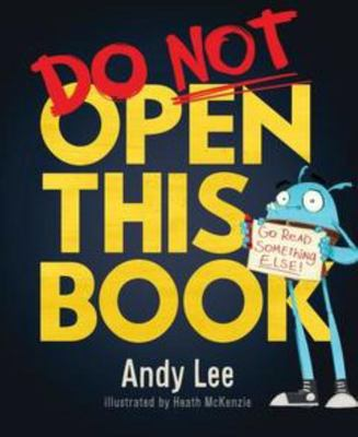 Do Not Open This Book (HB)
