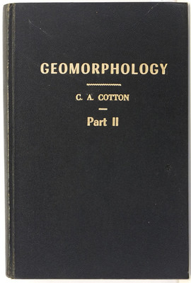 Geomorphology: An Introduction to the Study of Landforms Part II