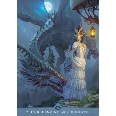 Star Dragons Oracle Card Deck
