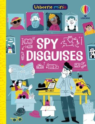 Spy Disguises (Mini Books)