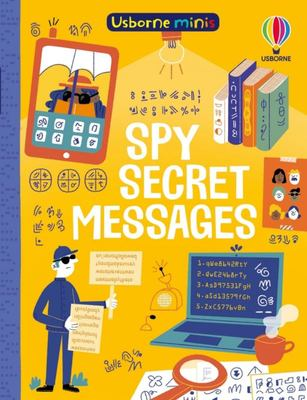 Spy Secret Messages (Mini Books)