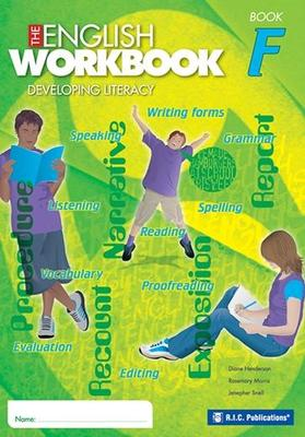 The English Workbook: Developing Literacy - Book F (Ages 11-12)- SECONDHAND