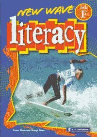 New Wave Literacy Work Book F -SECONDHAND