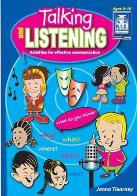 Talking And Listening  Book 2 Ages 8-10 Middle - SECONDHAND