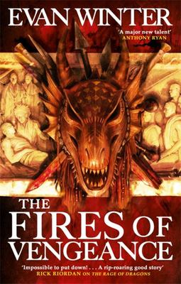 The Fires of Vengeance - The Burning, Book Two