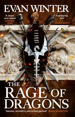 Rage of Dragons (#1 The Burning)