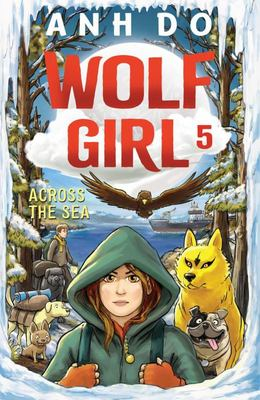Across the Sea (#5 Wolf Girl)