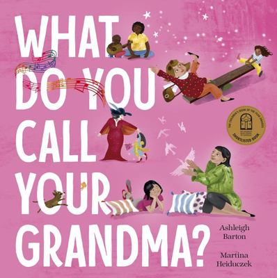 What Do You Call Your Grandma?