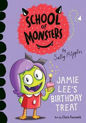 Jamie Lee's Birthday Treat (School of Monsters #50