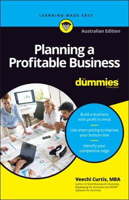 Planning a Profitable Business For Dummies