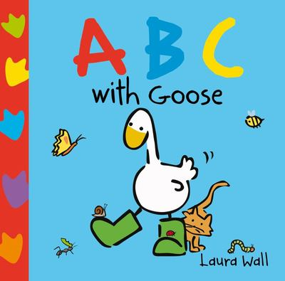 ABC: Learn with Goose (Board Book)