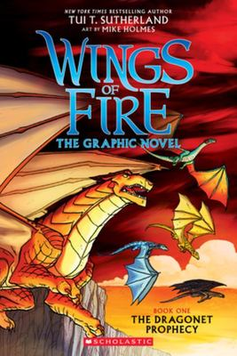 The Dragonet Prophecy (#1 Wings of Fire Graphic Novel)