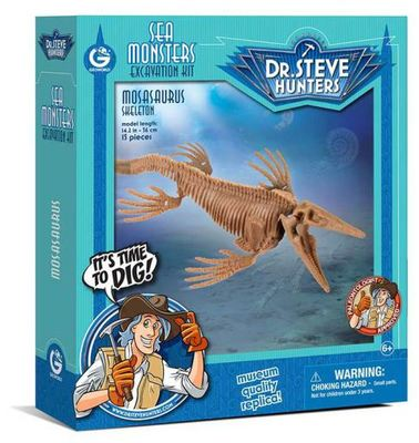 Mosasaurus Excavation Kit