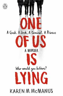One of Us is Lying (Bayview High #1)