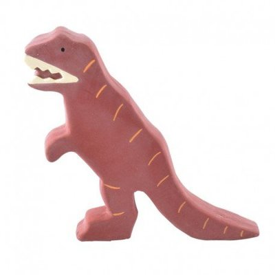 Rubber T-Rex Teething Toy