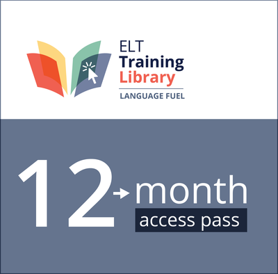 Large elt training library access pass 01