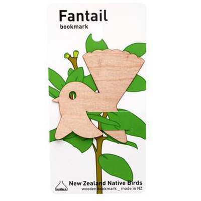 Flexi Ply Bookmark Fantail