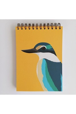 Hansby Design Kingfisher Notebook