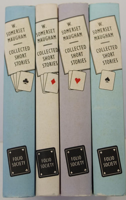 Collected Short Stories Volumes I-IV