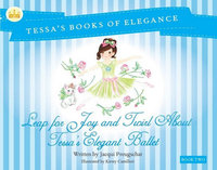 Homepage the maleny bookshop leap for joy and twirl about tessa s elegent ballet
