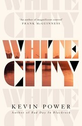 Large white city