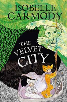 The Velvet City (Kingdom of the Lost Book #4)