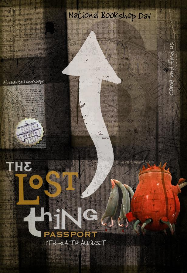 The Lost Thing Passport