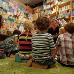 Kids Reading at Beaufort Street Books