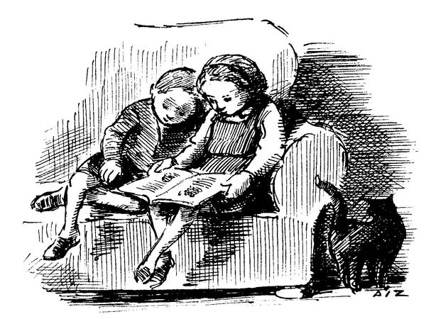 The Little Bookroom logo illustrated by Edward Ardizzone