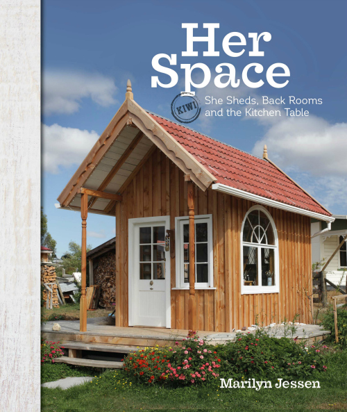 Her Space - Marilyn Jessen