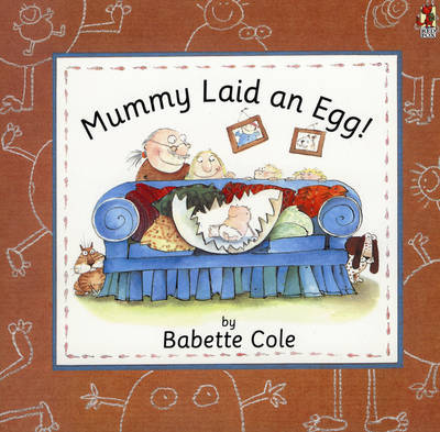 Mummy Laid an Egg Cover Image