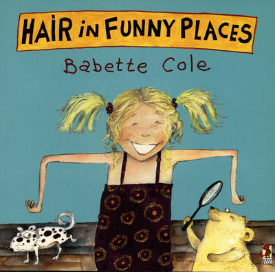 Hair in Funny Places Cover Image