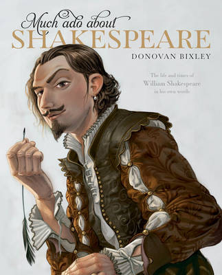 Much Ado About Shakespeare Cover Image