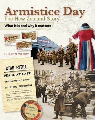 Armistice Day Cover Image