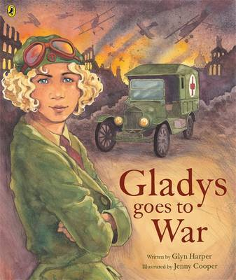 Gladys Goes to War Cover Image