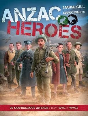 ANZAC Heroes Cover Image