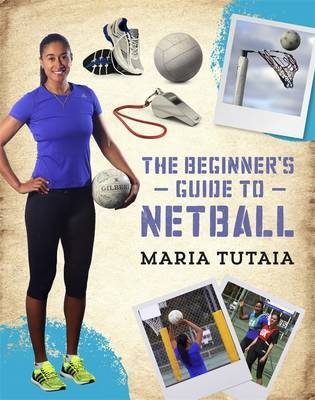Beginner's Guide to Netball Cover Image