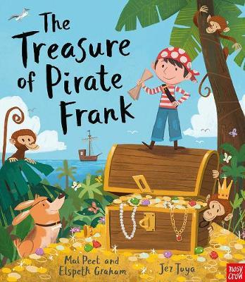 Treasure of Pirate Frank Cover Image