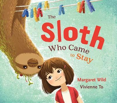 Sloth Who came to Stay Cover Image