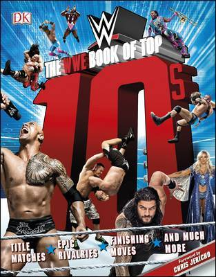 WWE Book of Top 10s Cover Image